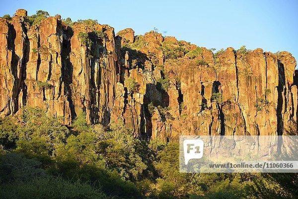 Waterberg  Region Otjozondjupa  Namibia  Afrika