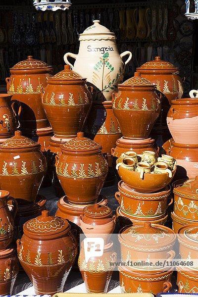 Pottery  Guadix  Granada  Andalucía  Spain  Europe