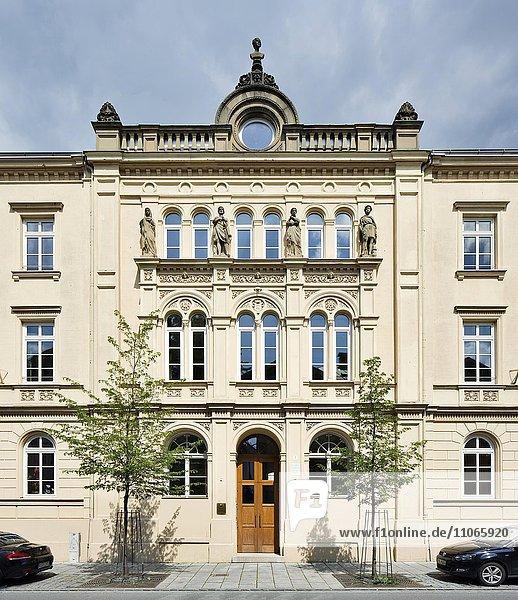 Königschule  private Wirtschaftsschule  Rosenheim  Oberbayern  Bayern  Deutschland  Europa