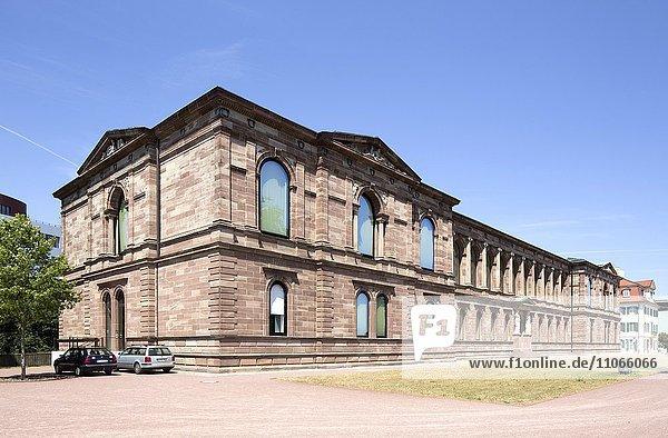 Neue Galerie von 1874  Kunst- und Ausstellungshalle  Bellevue  Kassel  Hessen  Deutschland  Europa