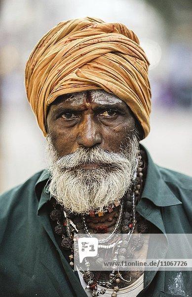 Hindu Priester  Madurai  Tamil Nadu  Südindien  Indien  Asien Hindu Priester, Madurai, Tamil Nadu, Südindien, Indien, Asien