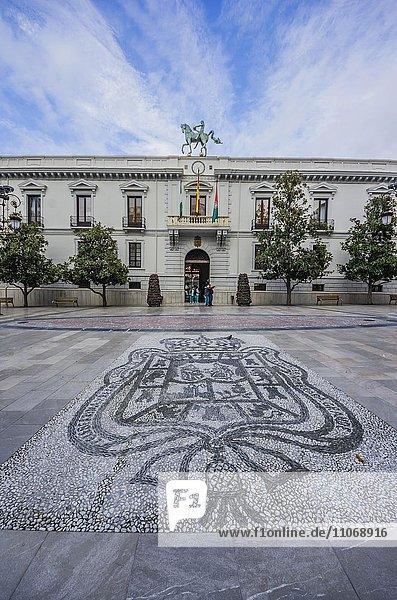 Rathaus  Granada  Andalusien  Spanien  Europa