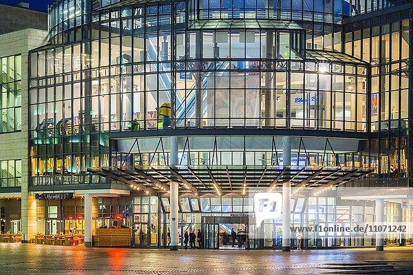 Kino Cinedom im Mediapark  Köln  Nordrhein-Westfalen  Deutschland  Europa