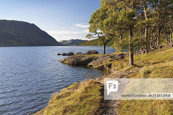 Crummock Water  Lake District  Cumbria  England  Grossbritannien