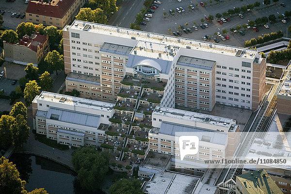 A hospital  Orebro  Narke  Sweden.