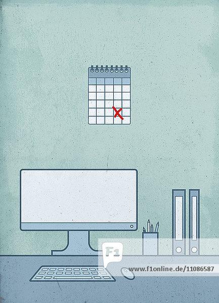 arbeiten,Arbeitsplatz,Arbeitswelt,Bericht,Bildende Kunst,Bildschirm