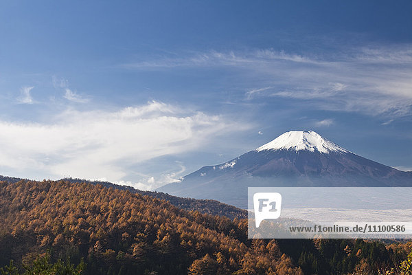 Mount Fuji and Mountains