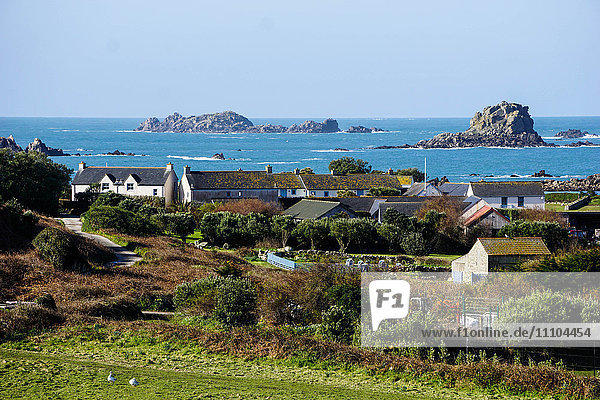 Bryher  Isles of Scilly  England  United Kingdom  Europe