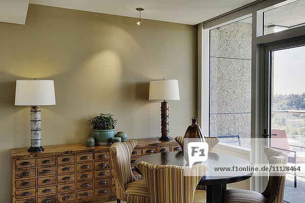 Dining Area Interior