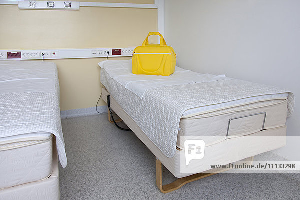 The general delivery ward in the maternity unit