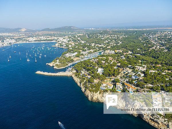 Spanien  Balearen  Mallorca  Santa Ponca und Sa Calata
