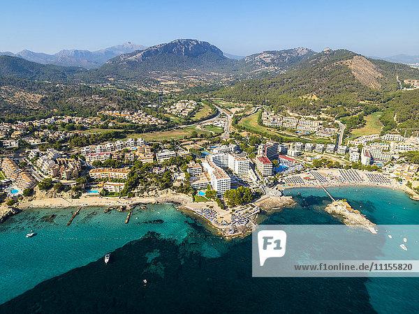 Spanien  Balearen  Mallorca  Camp de Mar