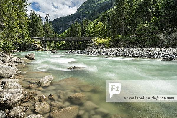 Österreich  Vorarlberg  Lechtal  Lechtal  Lech