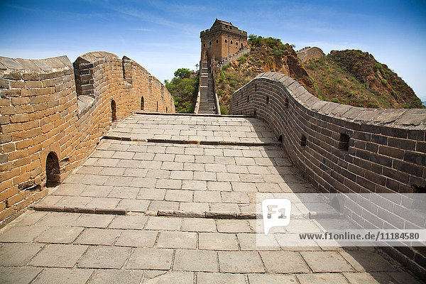 China  Beijing  The Great Wall of China