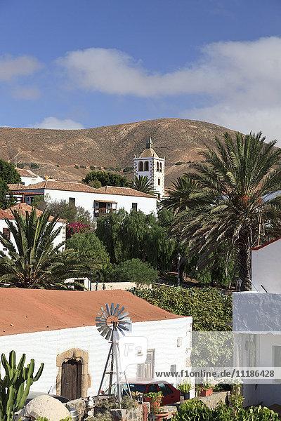 Spain  Canary Islands  Fuerteventura  Historic Betancuria town