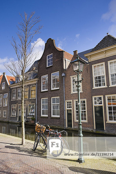 Delft Old Town  Delft  The Netherlands