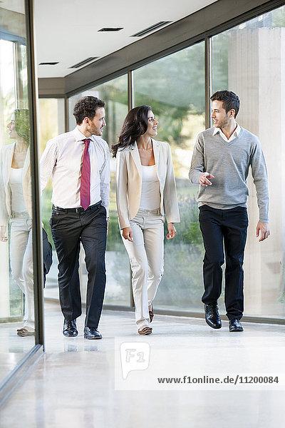 Brainstorming für Geschäftsleute unterwegs
