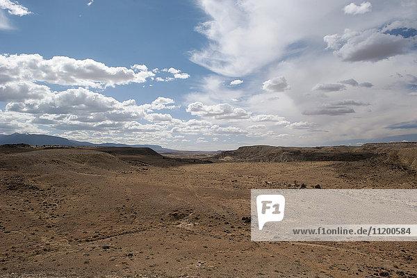 Wüstenlandschaft in der Region Four Corners im Südwesten der USA