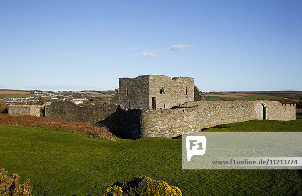 'James Fort; Kinsale  County Cork  Ireland'