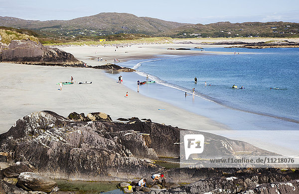 Derrynane Beach; County Kerry  Ireland