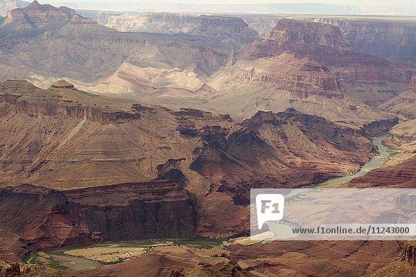 Grand-Canyon-Nationalpark  Arizona  USA