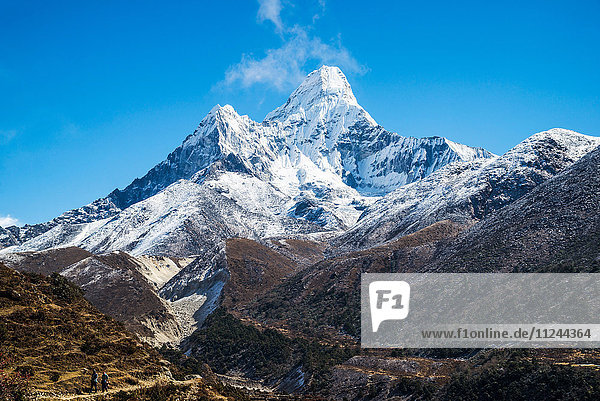 Mount Everest Trek  Nepal