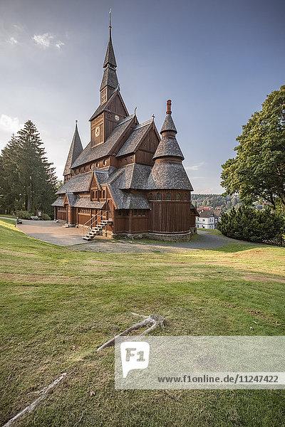Gustav-Adolf-Stabkirche  Goslar  Niedersachsen  Deutschland  Europa