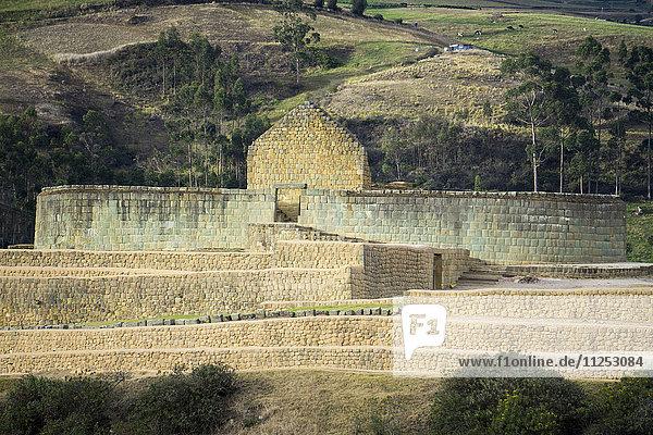 Ingapirca  Inca ruins  Ecuador  South America