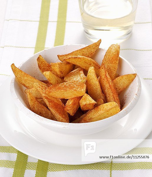 Paprika-Kartoffeln