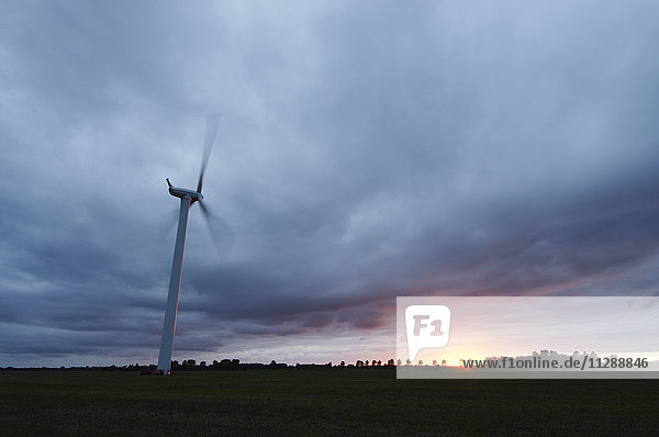 Wind Turbine  Denmark