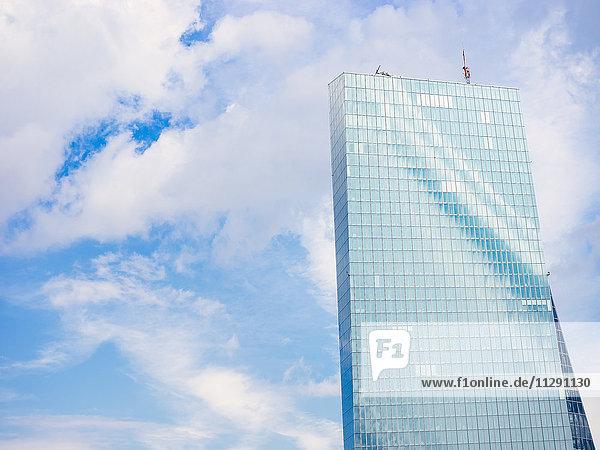 Deutschland  Frankfurt  Europäische Zentralbank