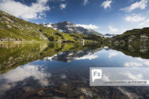 San-Bernardino-Pass  Kanton Graubünden  Schweiz  Europa