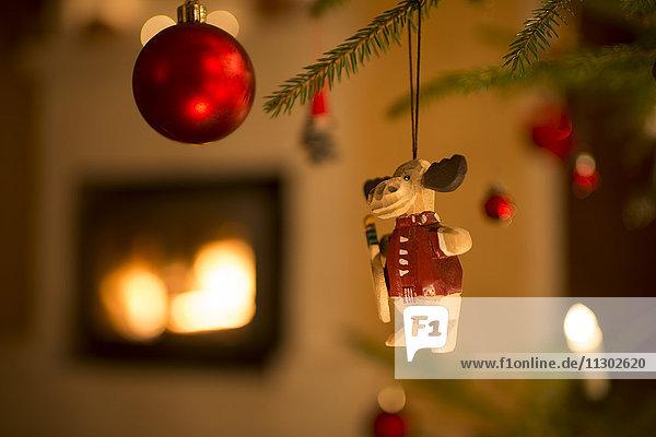 Weihnachtsbaumschmuck  Schweden  Skandinavien  Europa