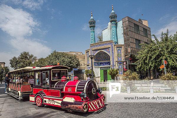 Iran  Teheran City  Teheran Bazaar  Tourist attraction