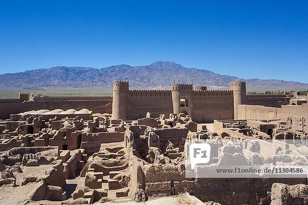 Iran  Rayen City  Arg-e-Rayen  Raen Citadel  governor's palace