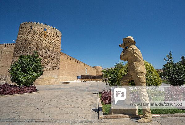 Iran  Shiraz City  Arg-e Karim Khan Citadel