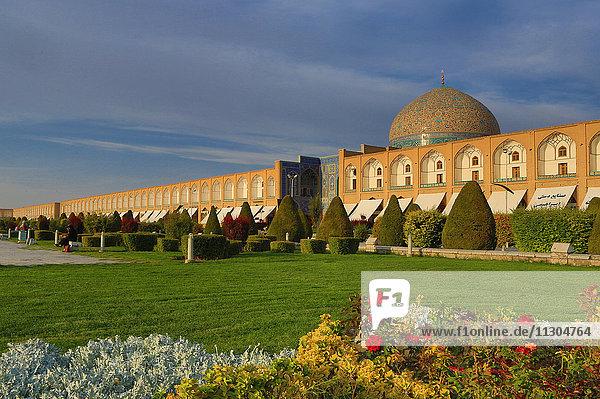 Iran  Esfahan City  Naqsh-e Jahan Square  Sheikh Lotfollah Mosque