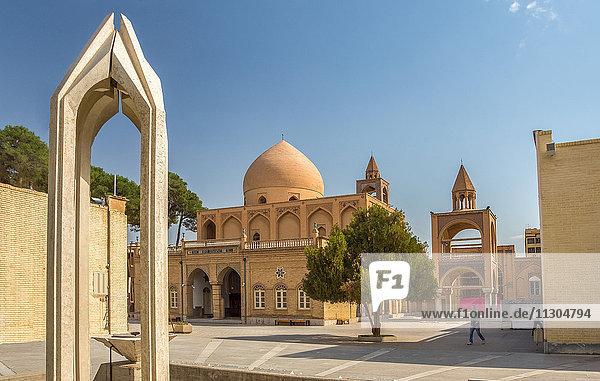Iran  Esfahan City  Jolfa  Armenian Quarter  Vank Cathedral