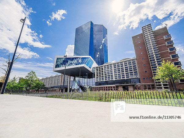 Germany  Frankfurt  European Central Bank