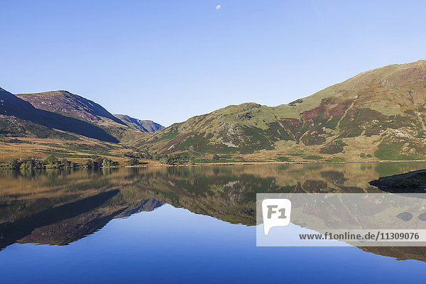 England  Cumbria  Lake District  Crummockwater