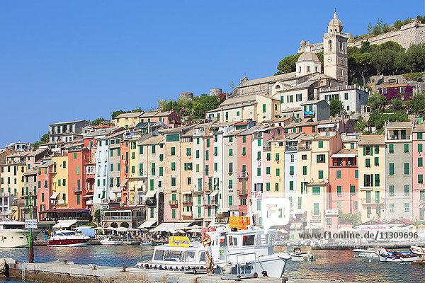 Italy  Liguria  La Spezia  Golfo dei Poeti  Portovenere.