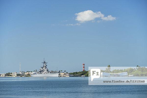 USA  Hawaii  Oahu  USA  Hawaii  Oahu  Honolulu  Pearl Harbor  USS Arizona Memorial