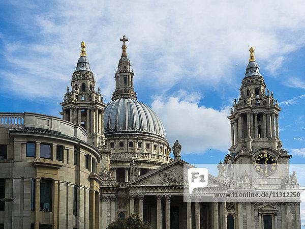 Großbritannien  London  St. Paul s Cathedral