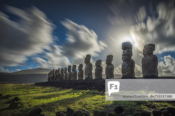 South America  Chile  Easter Island  Rapa Nui  south pacific  UNESCO  World Heritage