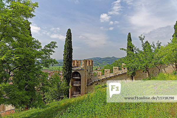 Scalierburg  Castello Medievale  tower  rook  wall