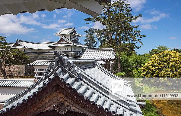 Japan  Kanazawa City  Kanazawa Castle