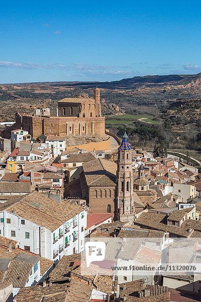 Spain  Teruel Province  Albalate del Arzobispo City
