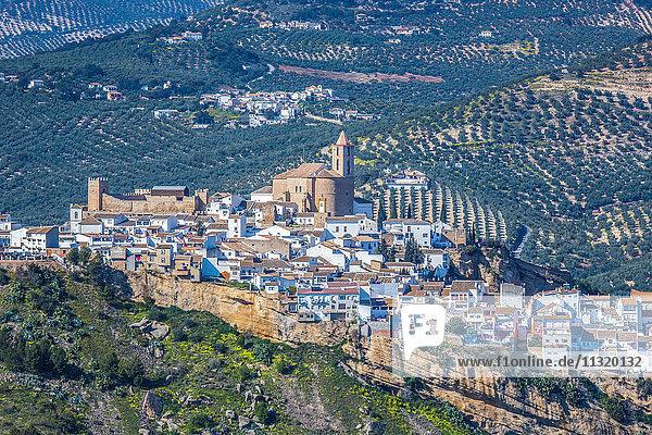 Spain  Andalucia  Cordoba Province  Iznajar City