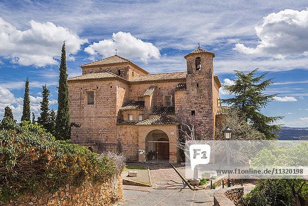 Spain  Huesca Province  Alquezar City  San Miguel Church