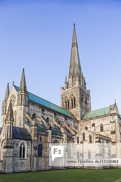 England  West Sussex  Chichester  Chichester Cathedral